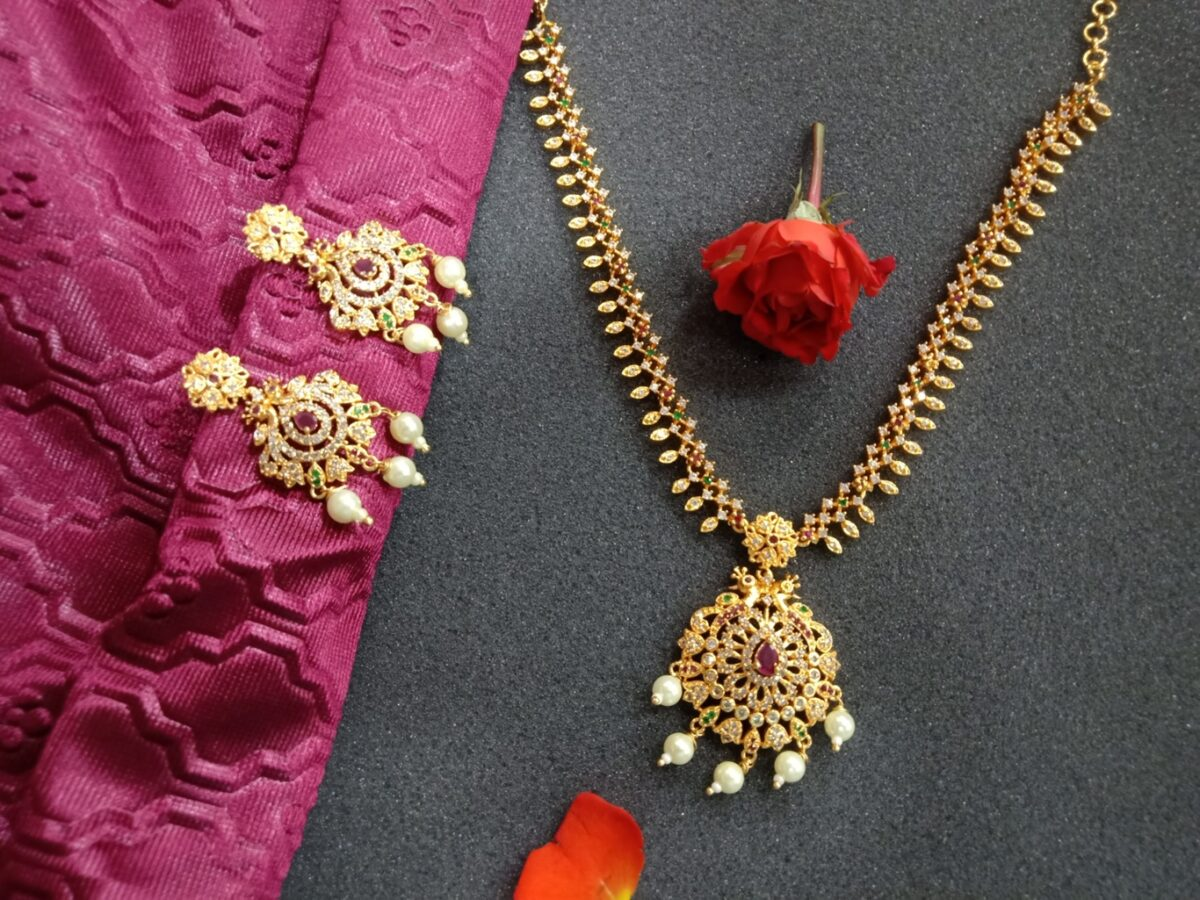 South Indian Temple Jewellery Online Shopping