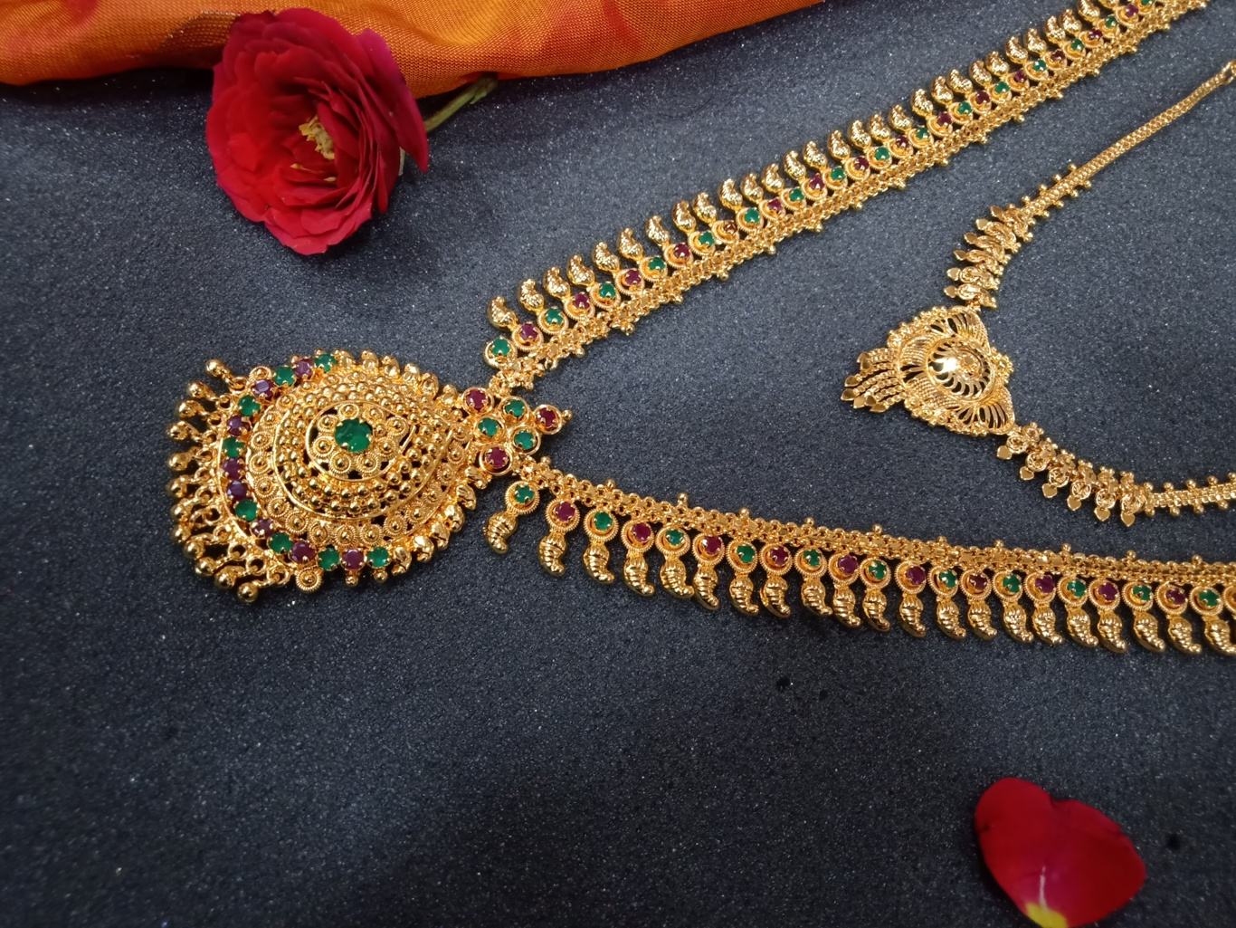 Haram designs gold grams gold haram