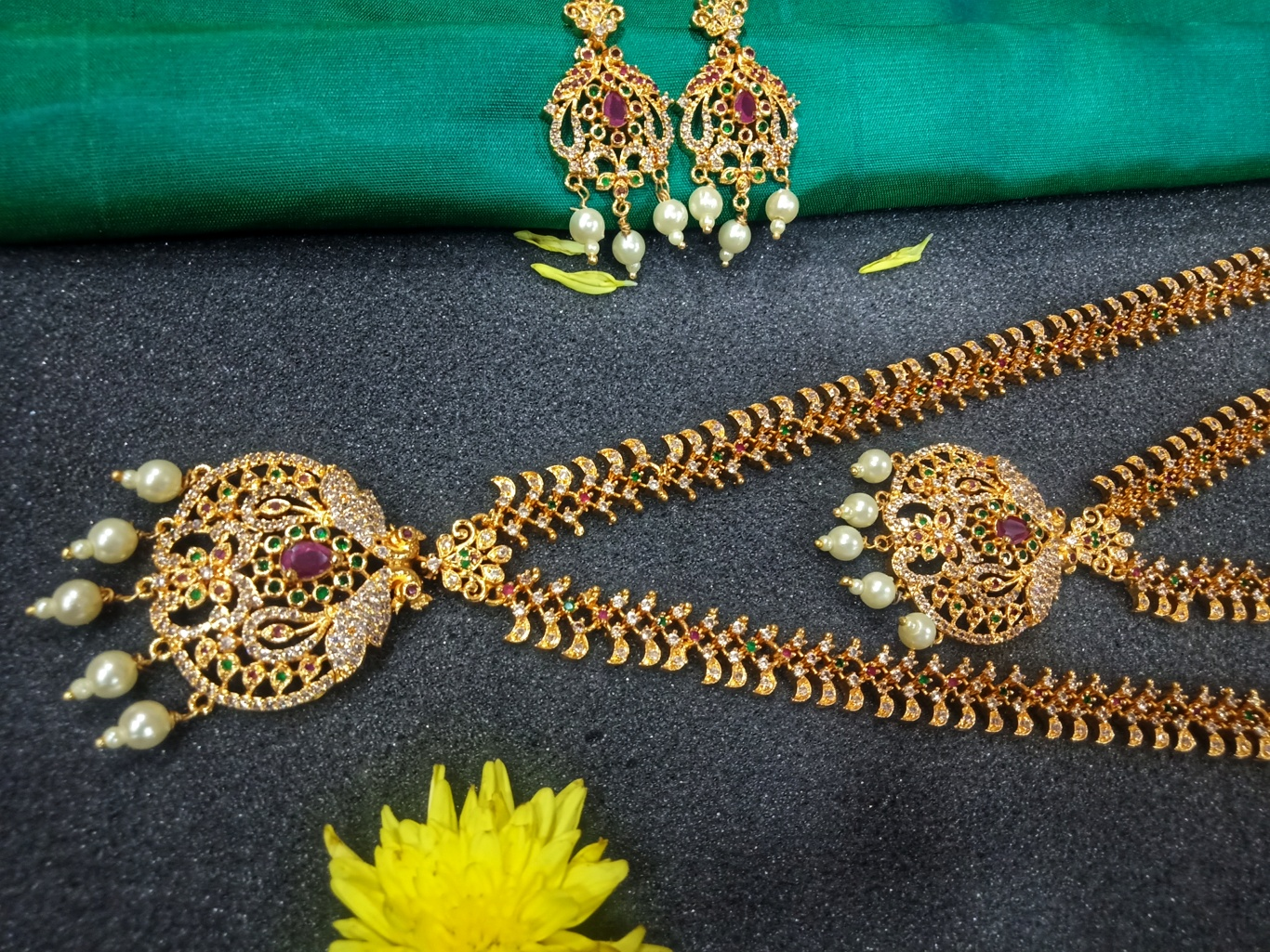 Indian Bridal Jewellery Sets Online Free Shipping