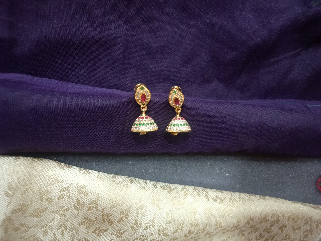 south indian jhumkas online shopping