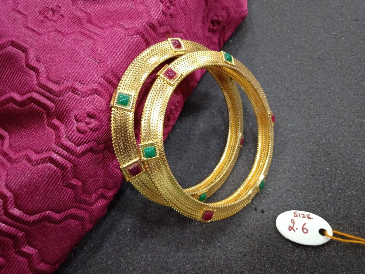 bangle designs kerala jewellery  online