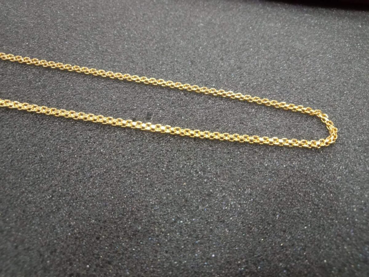 gold covering chain online shopping